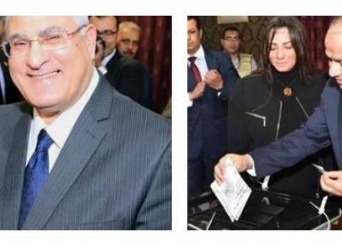 لأول مرة في تاريخ مصر.. رئيس سابق وحالي يصوتان في الانتخابات البرلمانية