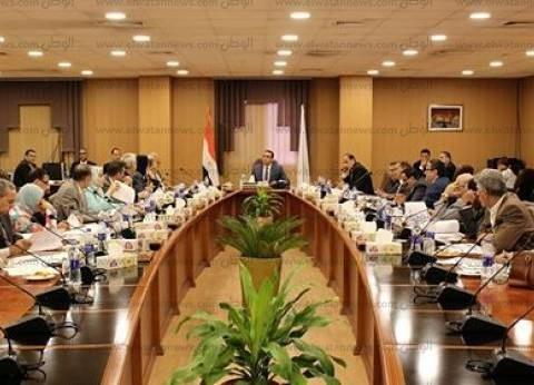 جامعة المنصورة توافق على اتفاقية تعاون مع جامعة فرنسية للعلوم الصيدلية
