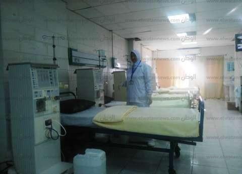 """وكيل صحة شمال سيناء يؤكد وجود 3 أطباء """"نساء وولادة"""" بمستشفى الشيخ زويد"""