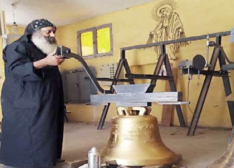 """أجراس كنائس كفرالشيخ تدق حدادا على شهداء مسجد """"الروضة"""""""