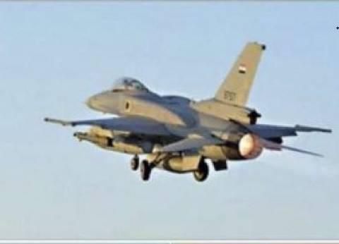 احتفالات على صفحة «المتحدث العسكرى» بالضربة الجوية ضد الإرهاب فى ليبيا