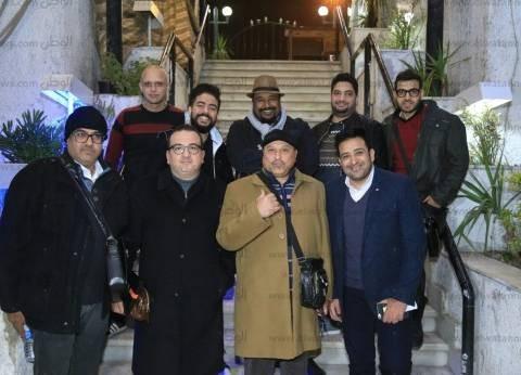 بالصور | اجتماع شعراء مصر لبحث أزمتهم مع جهاز المصنفات الفنية
