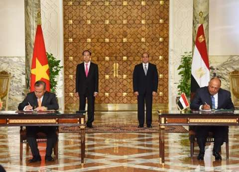 مصر على خطى نهضة فيتنام: شراكة اقتصادية تبدأ بـ 8 اتفاقيات تجارية وزراعية وسياحية