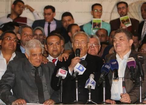 رئيس الوفد الجديد يتسلم رئاسة الحزب الأسبوع المقبل.. و«البدوى»: سأستقيل لتمكينه من المنصب