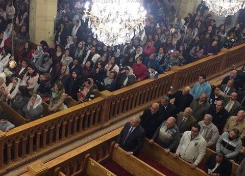 """أطفال كنيسة """"مارجرجس"""" في طنطا: """"جينا نصلي وندعي على الإرهاب"""""""