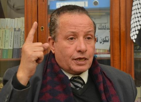 """رئيس الحزب الناصرى: """"حياة كريمة"""" خطوة على طريق العدالة.. والـ""""1000 مصنع"""" بوابة الثورة الصناعية"""