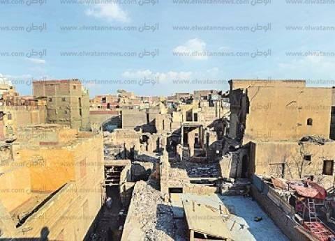 أحياء «العاصمة القديمة».. مبانٍ متهالكة تنتظر الإزالة