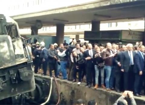 معهد ناصر يستقبل 5 حالات من مصابي «محطة مصر» منهم حالتان بالرعاية