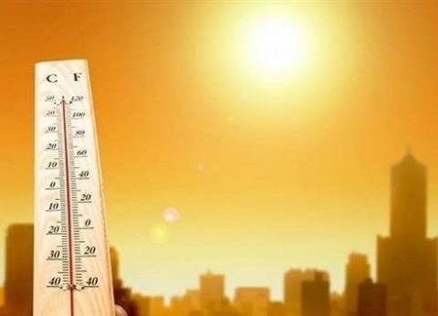 """""""الأرصاد"""" تعلن حالة الطقس غدا الإثنين.. والعظمى بالقاهرة 37"""