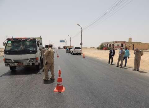 ضبط عاملين استأجرا سيارة ملاكي ثم سرقاها تحت تهديد السلاح في المنيا