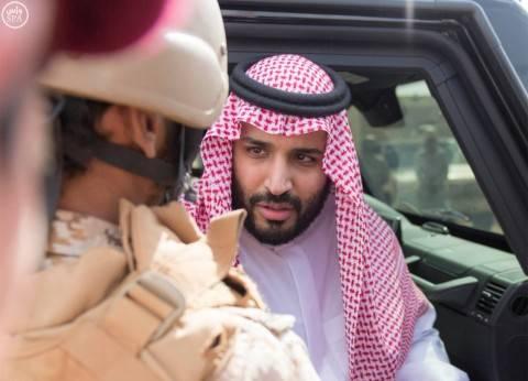 ولي العهد السعودي: قطر مسألة صغيرة جدا.. وحرب اليمن ستستمر