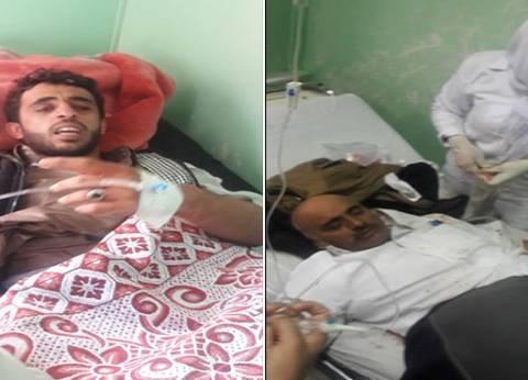 ولي عهد أبو ظبي بعد حادث العريش: وقوفنا مع أشقائنا في مصر