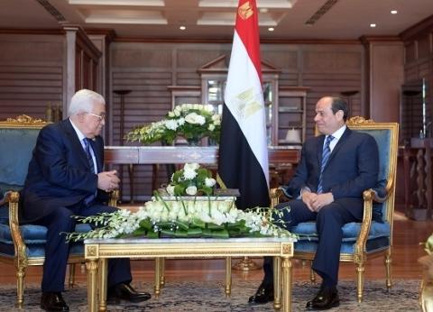 «السيسى»: نثق فى قدرة العراق على تجاوز العقبات.. وموقفنا ثابت من قضية فلسطين