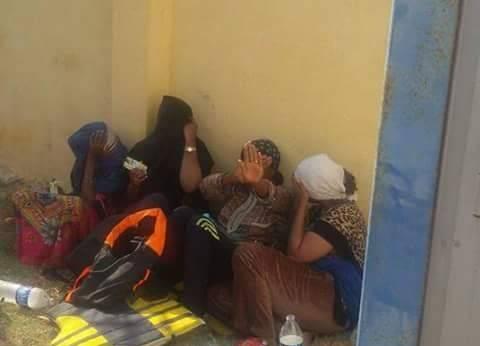 إحباط هجرة غير شرعية بالسلوم لـ7 أشخاص خلال توجههم إلى ليبيا