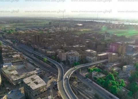 إنشاء 3300 كيلومتر.. خريطة المشروع القومي للطرق