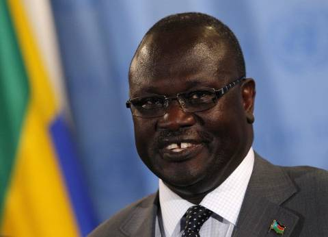 الخميس.. زعيم المتمردين في جنوب السودان يوقع اتفاق السلام
