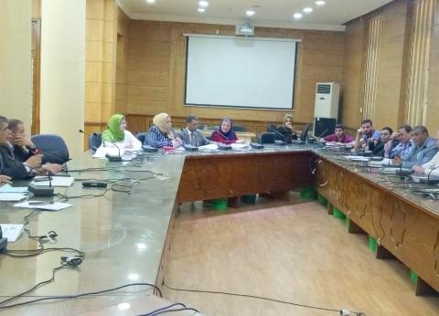نائب رئيس جامعة بنها: فحص طبي شامل لطلاب المدن الجامعية
