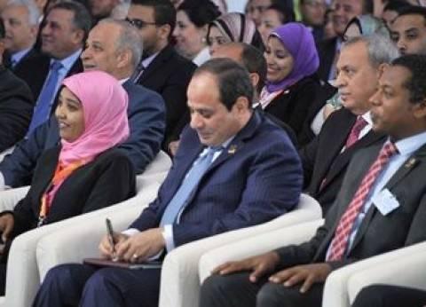 """""""الوطنية لمكافحة الإرهاب"""" تطالب السيسي بعقد مؤتمر الشباب بالصعيد"""