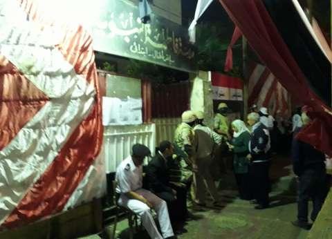 استمرار توافد الناخبين على لجان شبرا في الساعات الأخيرة