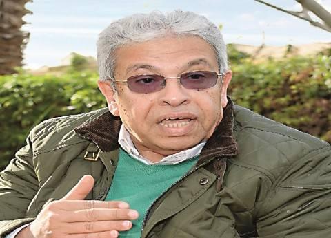 «سعيد»: مصر تخوض معركتى «الإرهاب والتنمية» وستنتصر فيهما