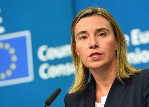 موجيريني عن تفجيرات بروكسل: يوم حزين جدا لأوروبا