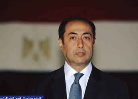 حسام زكي: التواصل بين الجامعة العربية والولايات المتحدة متوقف منذ عام