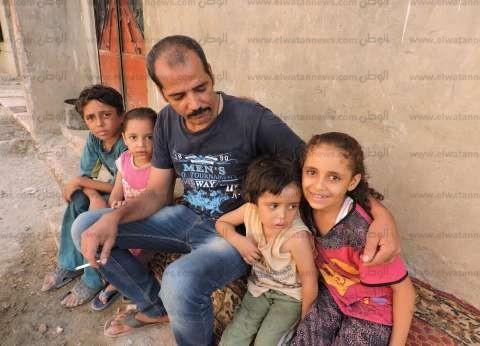 """فرحة الغارمين..""""بدوي"""" وزوجته يودعان السجن بعد سداد دينهما: شكرا يا ريس"""