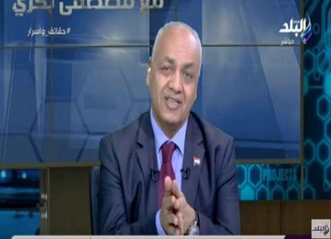 مصطفى بكري: وعي الشعب المصري هو الضامن لسلامة البلاد