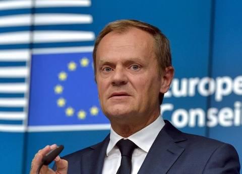 دونالد توسك: الاتحاد الأوروبي يقف إلى جانب حلفائه بعد الضربات في سوريا