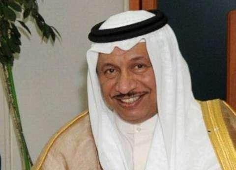 رئيس الوزراء الكويتي يلتقي وزير التجارة الدولية البريطاني