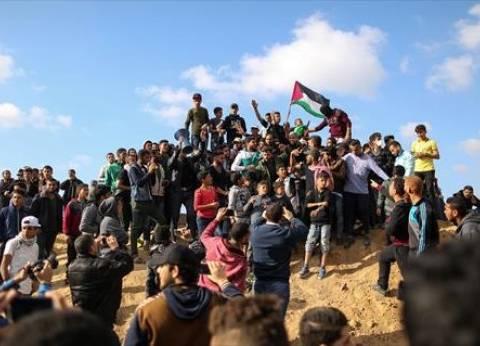 """""""الصحة الفلسطينية"""": الاحتلال الاسرائيلي خطط مسبقا لمجزرة يوم الأرض"""