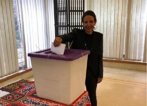 بالصور| أبناء الجالية المصرية يصوتون على تعديل الدستور في أستراليا