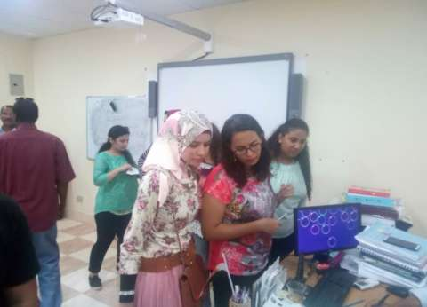 """340 طالبا وطالبة يؤدونالاختبارات الشخصية بـ""""تربية الغردقة"""""""