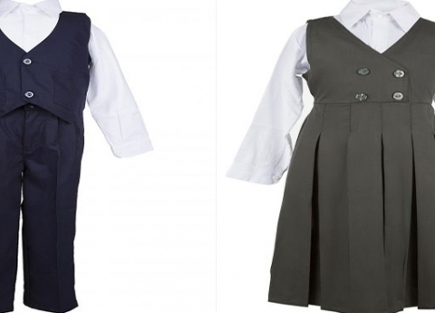 التطور الـ«مش طبيعى» لـ«اليونيفورم»: بدلة.. مريلة.. قميص.. تى شيرت وشروال