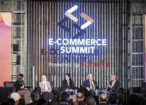 هالة الجوهرى: الصناعة المحلية أبرز المستفيدين من التجارة الإلكترونية