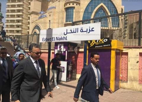 """وزير النقل عن رفع أسعار تذاكر المترو: """"الخط الأول عاوز يتفوَّر"""""""