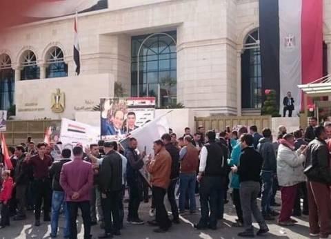 """""""ائتلاف المصريين بأوروبا"""": متواجدون بشكل مستمر لمساعدة الناخبين"""