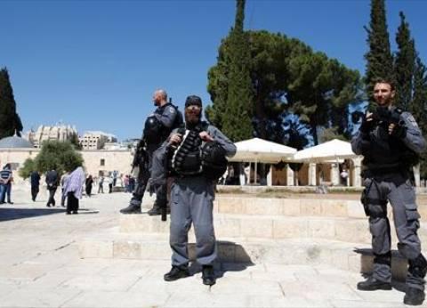 الإدارة الأمريكية تعبر عن قلقها إزاء ما يحدث بالحرم القدسي الشريف