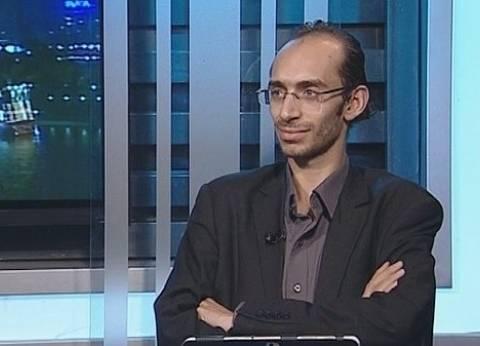 """""""عبدالعزيز"""": خطاب السيسي مطمئن للشعب المصري"""