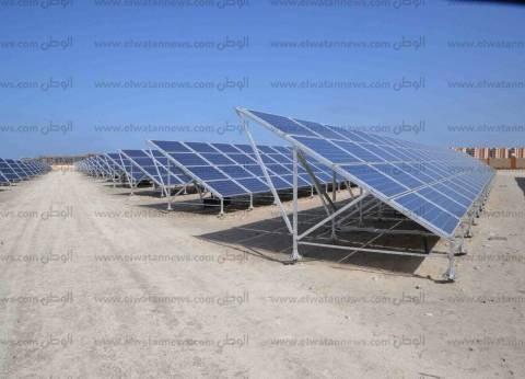 طلبة جامعة المنيا يستخدمون الطاقة الشمسية فى الإنارة وتشغيل السيارات ومعالجة المياه والرى