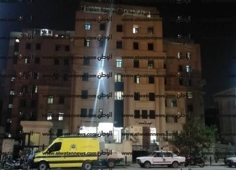 عمرو دياب ينعى ضحايا حادث معهد الأورام