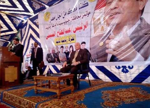 محافظ جنوب سيناء: توزيع 1300 وحدة سكنية دفعة أولى للمواطنين