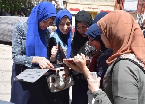 امتحان اللغة الأجنبية الثانية لـ«أولى ثانوى» بدون «مشاكل تقنية»