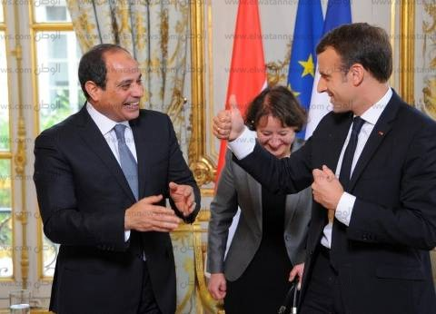 """16 اتفاقية ومقابلات الوزراء و""""قمة ماكرون"""".. حصاد السيسي في فرنسا"""