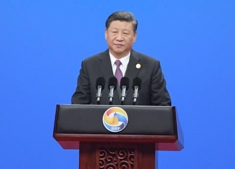 رئيس الصين: نهدف لاستئصال الفقر وزيادة التوظيف وتحسين معيشة الشعب