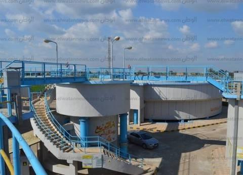 شركة مياه الشرب بالمنيا تنفي غلق 67 محطة تنقية بسبب السدة الشتوية