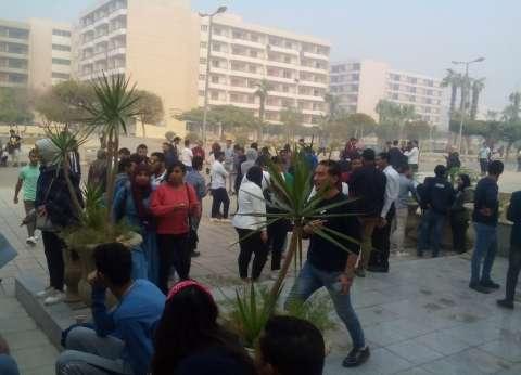 """أحمد إيهاب رئيسا لاتحاد طلاب """"القاهرة"""".. وهند عبد الغفار نائبا"""