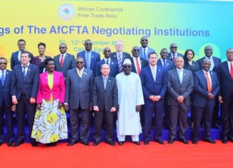 نصار: النواب يصدق على اتفاقية التجارة الحرة بإفريقيا بعد اتفاق 49 دولة