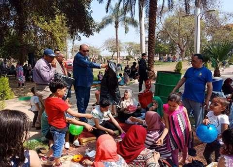 محافظ القليوبية: خطة تأمين احتفالات شم النسيم أتت ثمارها