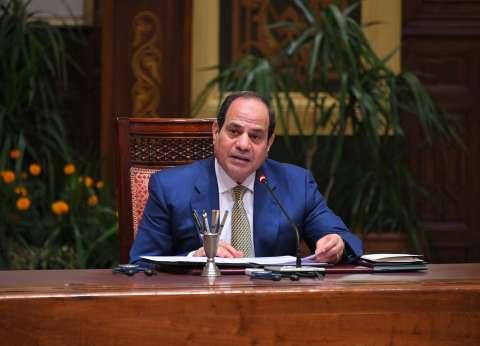 """""""الرئاسة"""": السيسي في أول زيارة له لأوزوبكستان وجلسة مباحثات ثنائية غدا"""